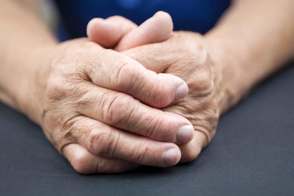 rheumatoid arthritis in senior persons